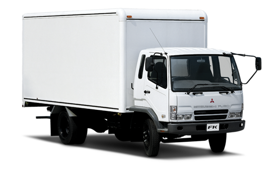 FUSO CANTER FK